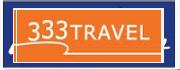 logo 333TRAVEL