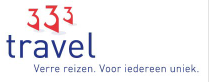 Naar de website van 333TRAVEL
