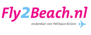 logo fly2beach.nl
